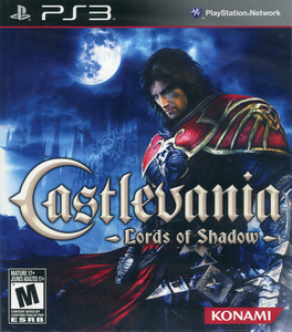 *USED* CASTLEVANIA:LORDS OF SHADOWS (#083717201960)