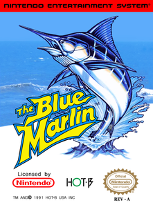 *USED* Blue Marlin (#093455100098)