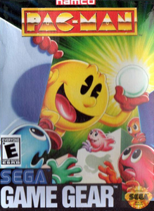 *USED* PAC MAN [E] (#096427012023)
