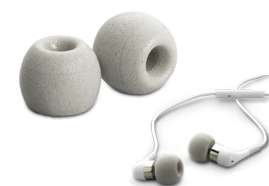 Comply™ Whoomp!™ Foam Tips for Apple In-Ear- Headphones