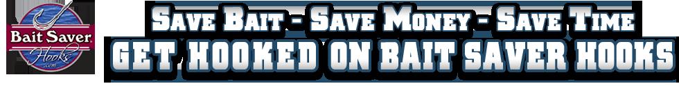 Bait Saver Hooks-Bait Saving Fishing Hooks