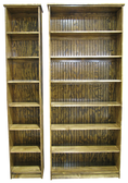 CUSTOM - Extra Tall Bookcases