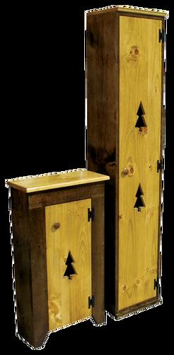 Custom cabinets in walnut butternut stain sawdust for Butternut kitchen cabinets