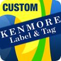 Kenmore Custom Tag