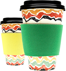 Collapsible Coffee Wrap
