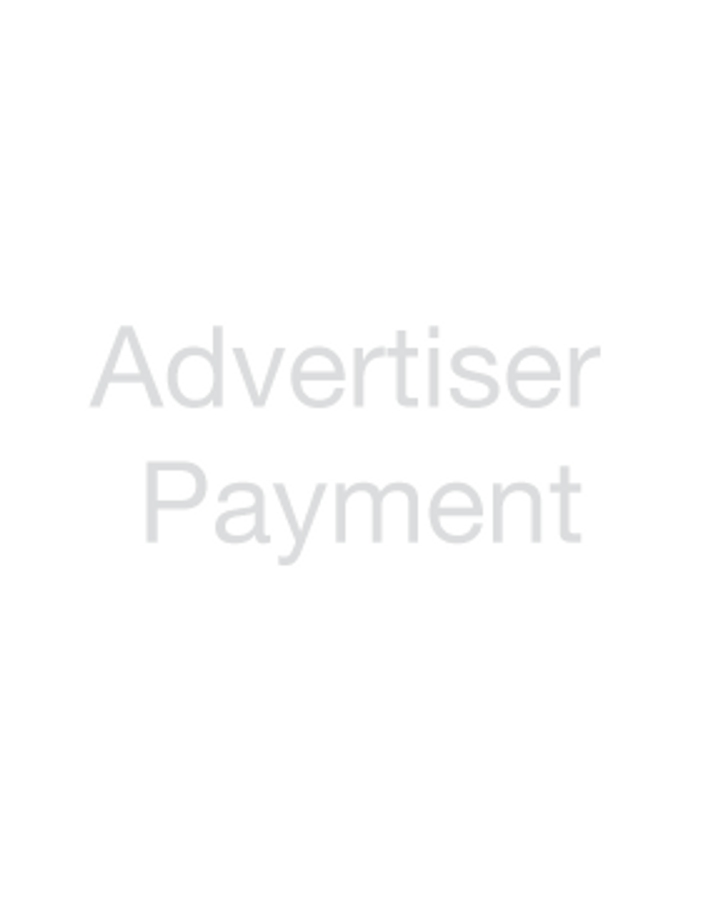 Advertiser Payment
