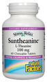 Natural Factors Stress-Relax Suntheanine L-Theanine 100 MG