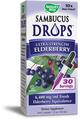 Nature's Way Sambucus Elderberry Drops 1 oz