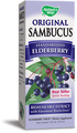 Nature's Way Original Sambucus Syrup 4 oz