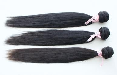virgin hair straight - 100% Peruvian