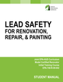 Case of 26 EPA Lead Renovator (RRP) Course Manual / Field Reference Guide