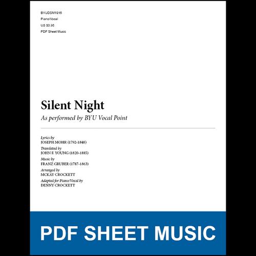 Silent Night (Piano/Vocal) [PDF Sheet Music]