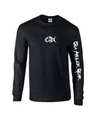 Sea Angler Gear Classic Black Female Long Sleeve