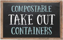Compostable Takeout Containers
