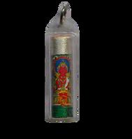 Buddha Amitayus Tube Amulet