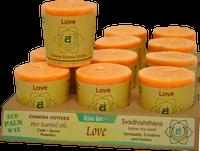 VOTIVE - LOVE - SACRAL CHAKRA