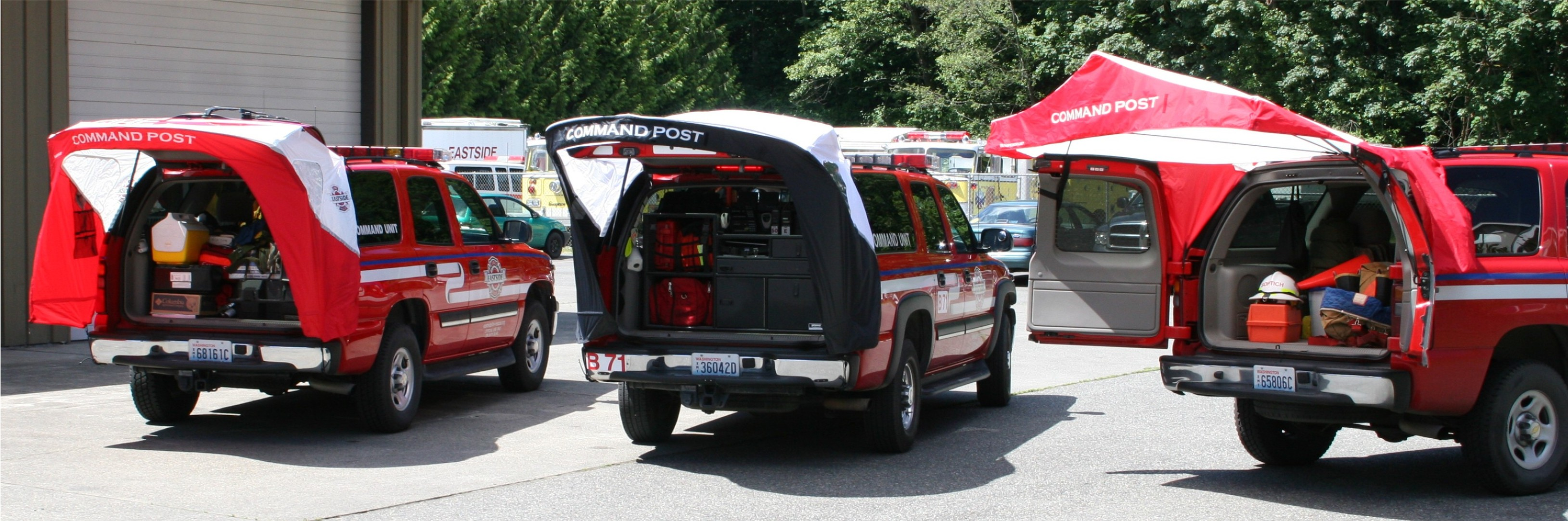 The BumperchuteR Story A Tailgate Canopy Evolution