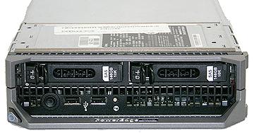 Dell PowerEdge M600 Blade Server