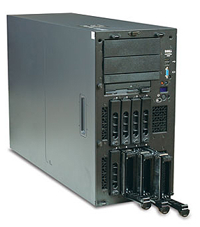 Dell PowerEdge 2800 SCSI Hard Drives & Trays
