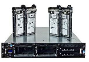 Dell PowerEdge 2850 Hard Drives