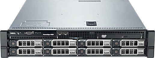 Dell PowerEdge R520 Servers