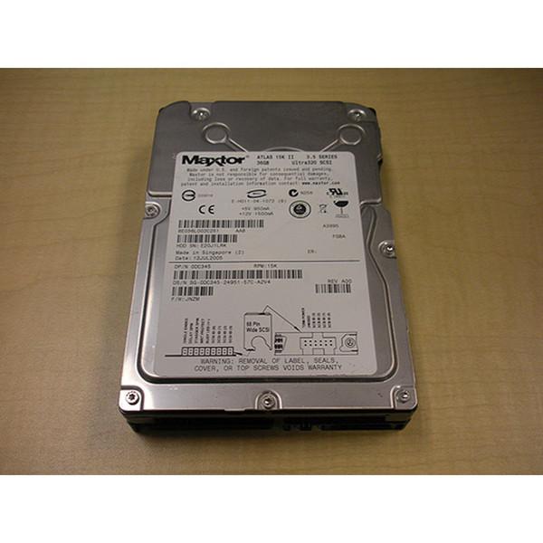 36GB 15K U320 SCSI 68Pin Hard Drive DC345 8E36L00
