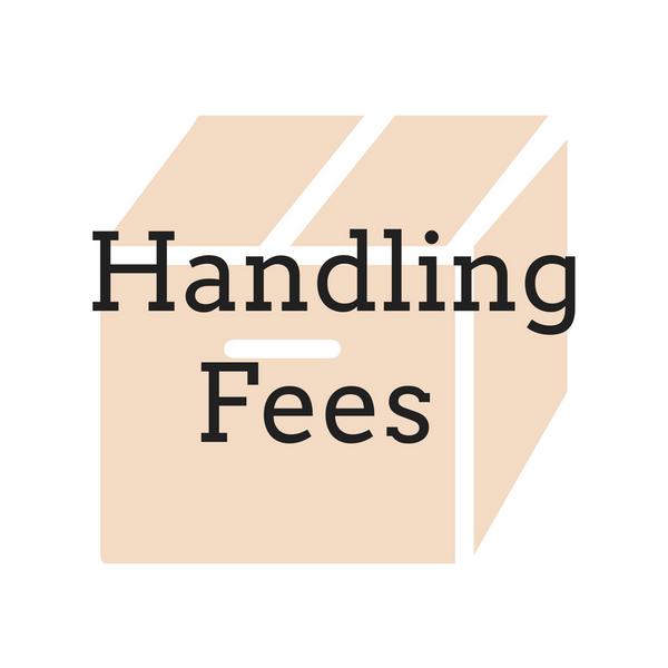 Handling Fee: Dangerous Goods Class 9 via FedEx Air (Domestic Only)