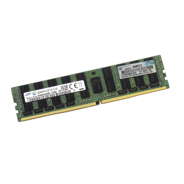 HP 726722-B21 32GB 4RX4 PC4-2133L-15 LR MEMORY KIT 774174-001 752372-081 via Flagship Tech