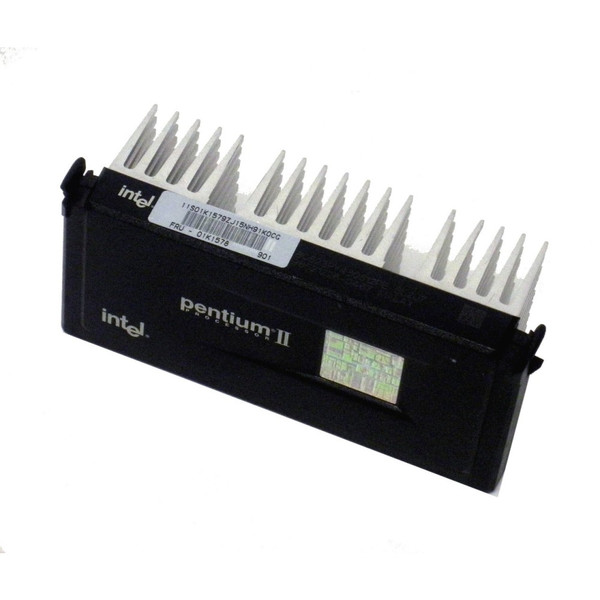 IBM 01K1578 PII 450MHz Processor w/ Heatsink via Flagship Tech