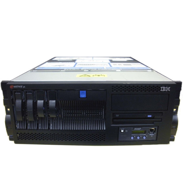 IBM 9113-550 p5 4-Way Dual 1.5Ghz Processor Server System via Flagship Tech