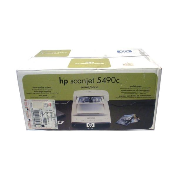 HP 5490C ScanJet Printer via Flagship Tech