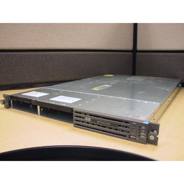 HP 376236-001 DL360-G4p 3.6GHz 1GB CD RACKMNT SERVER