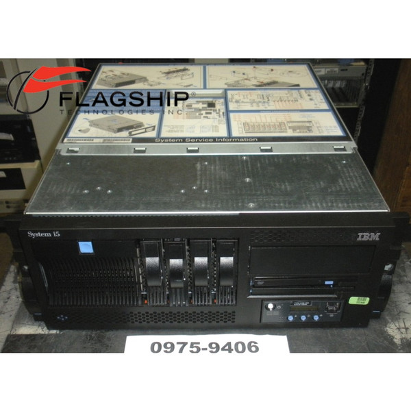 0975-9406-7350 System i5 520+ CPW 600/30 top