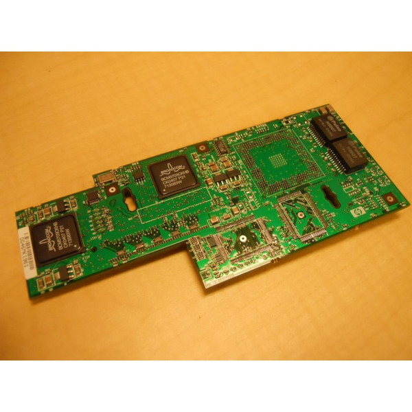 HP Dual Port 10/100/1000T PCI-X Card for ProLiant BL20p (NC7781).