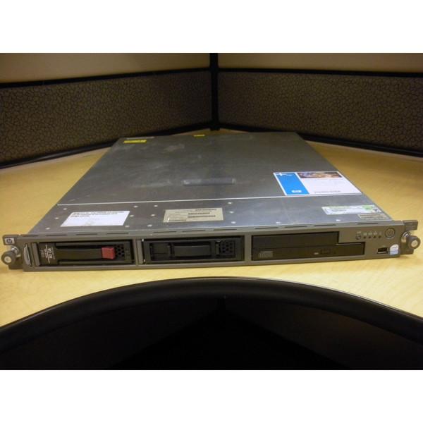 HP 410785-001 DL320 G4 2.8GHz/4MB P920 DC 1GB 80GB Server via Flagship Tech
