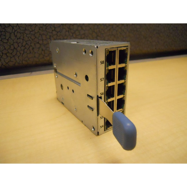 HP Compaq 253240-001 Patch Panel RJ-45 Module 10 Port