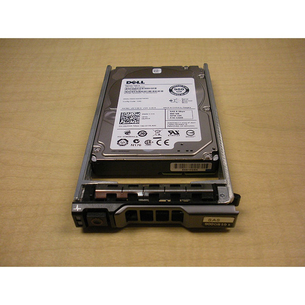 Dell 8JRN4 Seagate ST9900805SS 900GB 10K 2.5in SAS 6Gbps Hard Drive