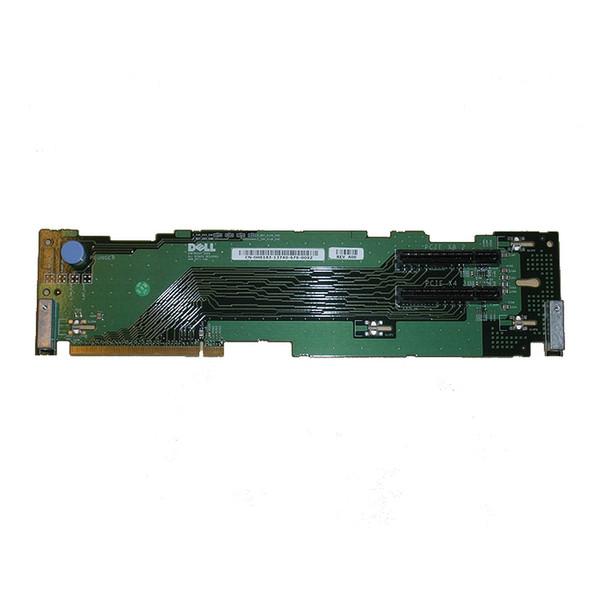 Dell PowerEdge 2950 2x PCI-E Riser Board H6183