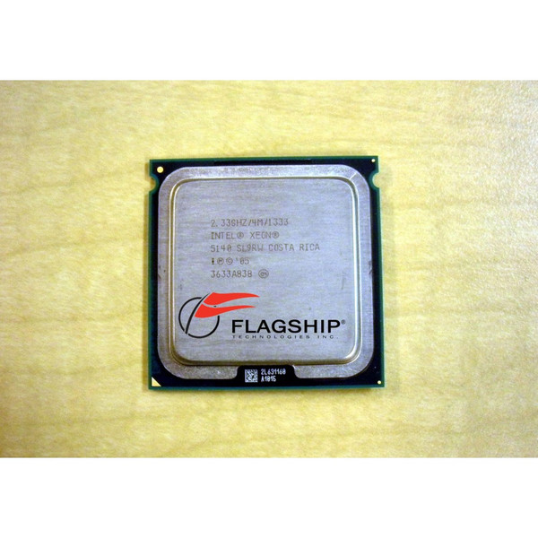 Intel SL9RW Xeon 2.33GHz 4MB 1333MHz FSB Dual-Core 5140 CPU