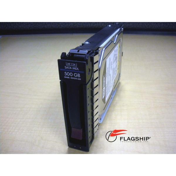 """HP 458928-B21 459318-001 500GB 7.2K 3G SATA 3.5"""" Midline (MDL) Hard Drive"""