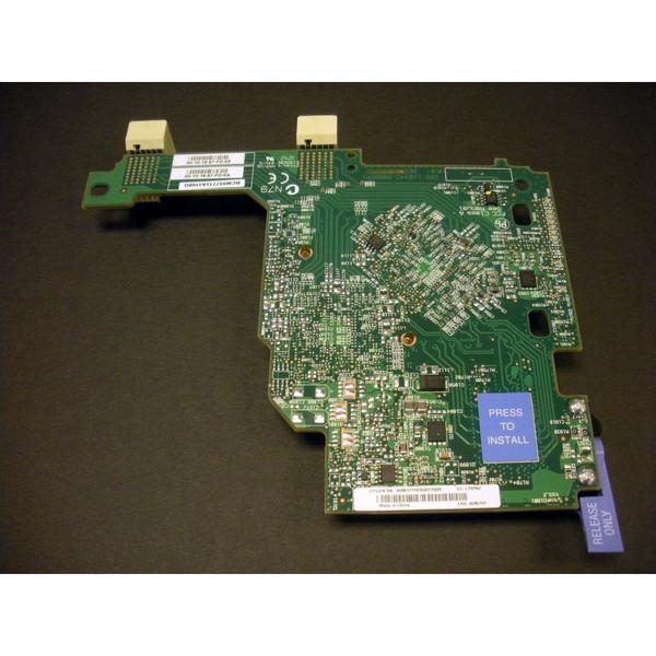 IBM 46M6169 Broadcom 10GB Gen2 2-Port Ethernet Expansion Card (CFFh) for IBM BladeCenter