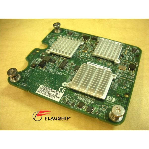 HP 406770-B21 430548-001 NC373m PCIe Dual Port Gigabit Ethernet Adapter