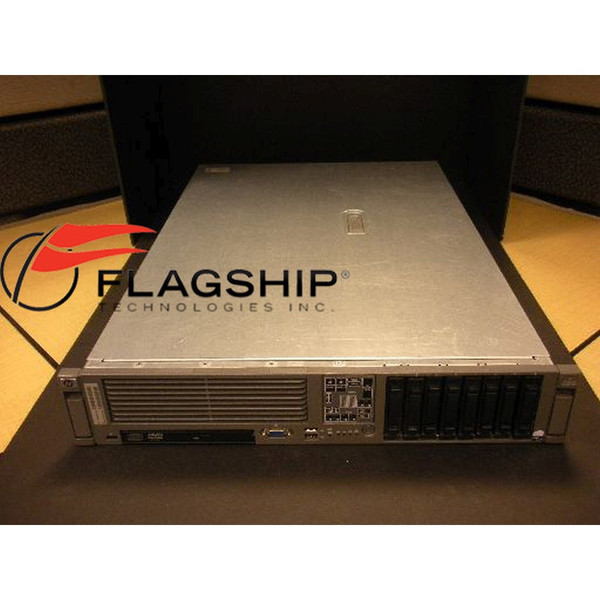 HP 391835-B21 DL380 G5 CTO Server Base with one power supply (No CPU or Memory)