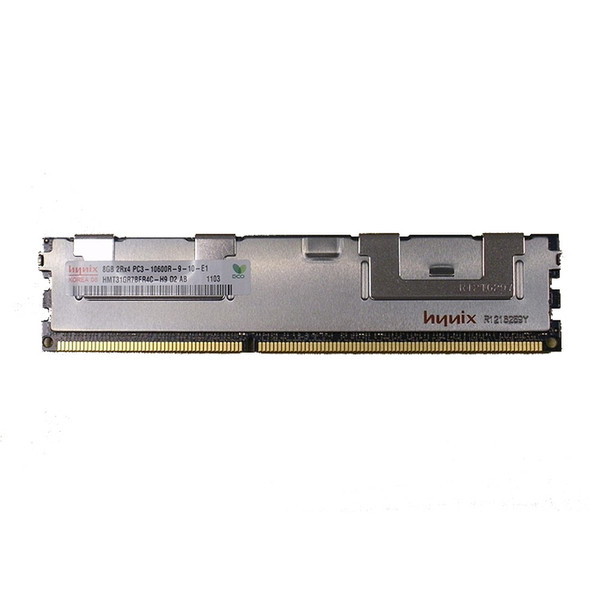 8GB (1x8GB) PC3-10600R 2Rx4 1333MHz Memory RAM DIMM for Dell X3R5M