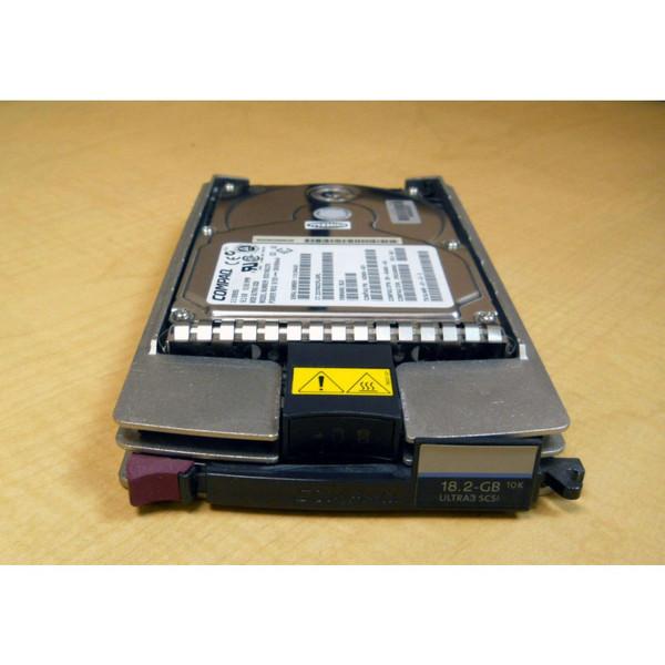 HP 152190-001 142673-B22 18GB 10k Ultra 3 Hard Drive via Flagship Tech