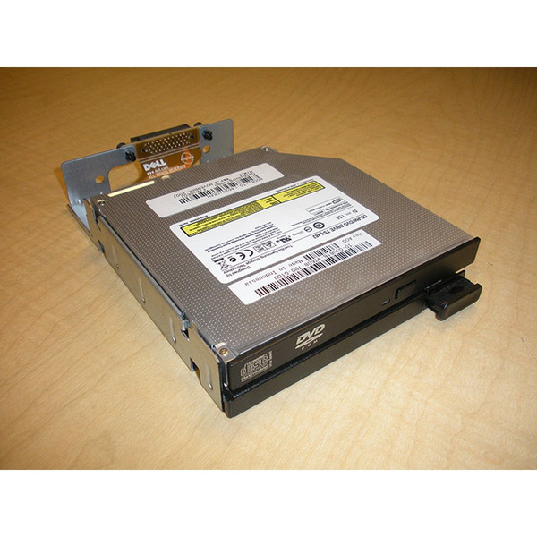 Dell PowerEdge R900 CD-RW/DVD-ROM Combo Drive Assembly YR857 JU618