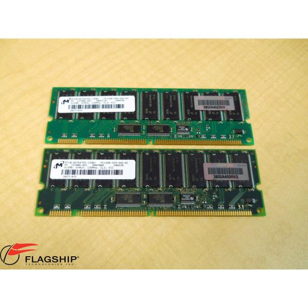 HP 201694-B21 1GB (2x 512MB) Memory Kit PC133