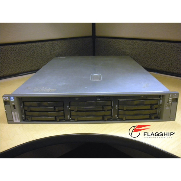 HP 371293-405 DL380 G4 SCSI Rack Chassis