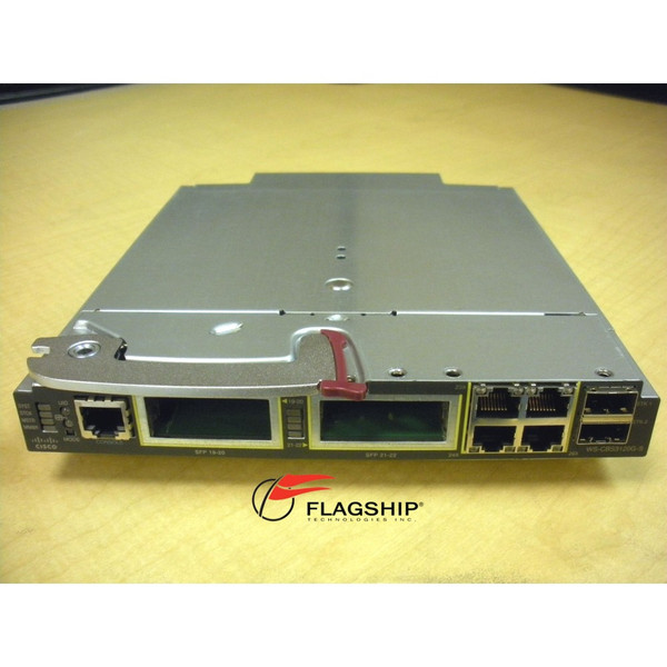 HP 451438-B21 451356-001 BLc CISCO Catalyst 3120G 1GbE Blade Swith c3000 c7000