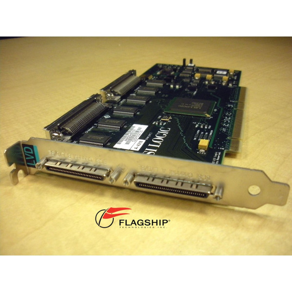 HP A6829A Dual Port Ultra 160 LVD SCSI Adapter